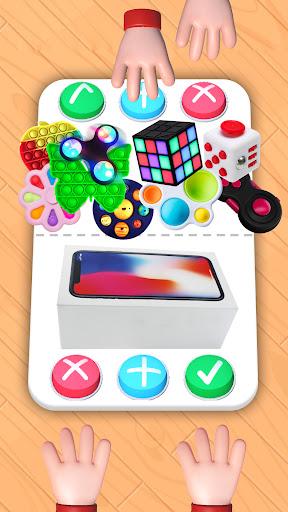Fidget Trading 3D - Pop It 0.6 screenshots 3