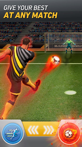 Be A Legend: Real Soccer Champions Game  screenshots 2