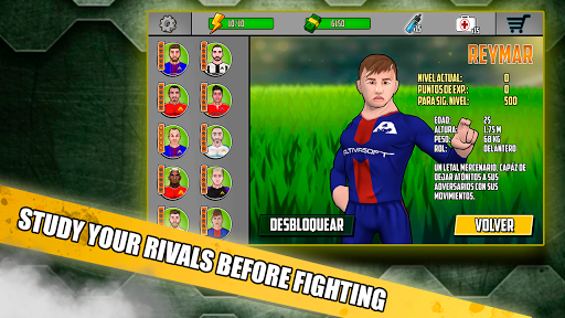 Soccer fighter 2019 - Free Fighting games 2.4 screenshots 5