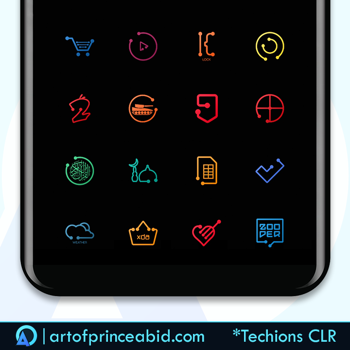 Techions Clr  poster 0
