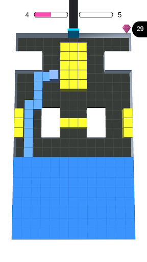 Color Blocks Fill  - block puzzle - coloring games  screenshots 5