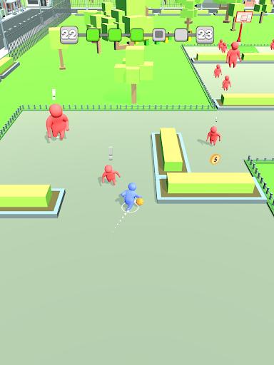 Basket Dunk 3D  screenshots 10