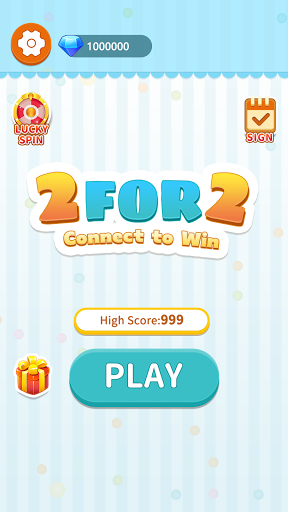 2 For 2 Connet To Win 2.3.6 screenshots 1