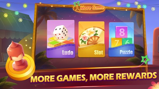 Higgs Domino Island-Gaple QiuQiu Poker Game Online APK MOD 5