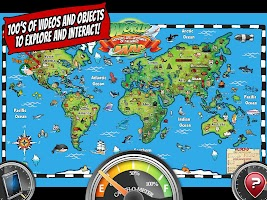 Popar World Map
