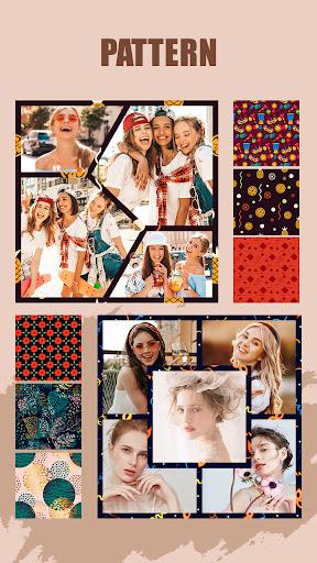 Photo Collage Maker - Photo Frame apktram screenshots 4