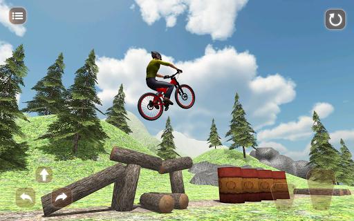 bmx 🚴 rider 3d: atv freestyle bike riding game screenshot 2