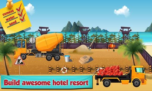 Build An Island Resort: Virtual Hotel Construction 1.0.4 screenshots 2