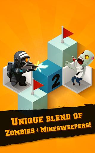 Zombie Sweeper: Seek and Strike Puzzle 1.2.024 screenshots 9
