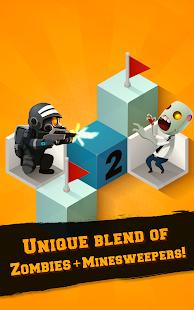 Zombie Sweeper: Seek and Strike Puzzle