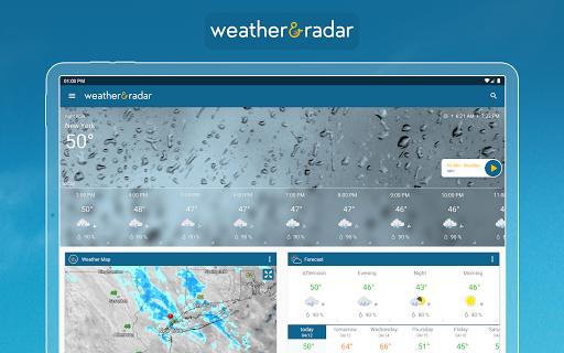 Weather & Radar USA - Storm alerts  Screenshots 7