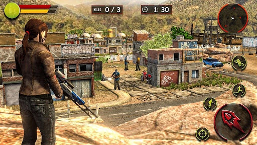 Sniper Gun: IGI Mission 2020 | Fun games for free  screenshots 10