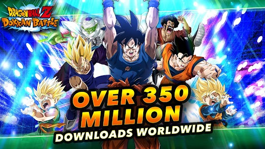 DRAGON BALL Z DOKKAN BATTLE APK 4.18.3 Download For Android 1
