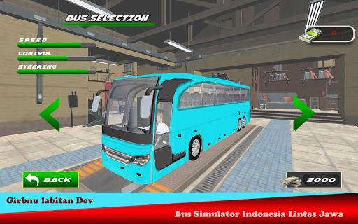 Bus Simulator Indonesia - Lintas Jawa 1.6 screenshots 3