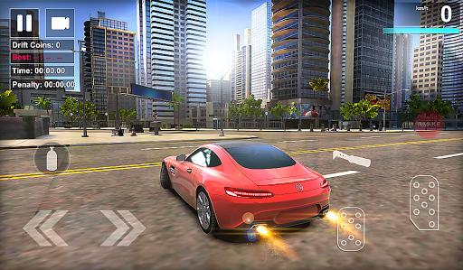 car drift racing screenshot 2