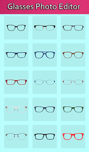 Glasses Photo Editor  Screenshots 4