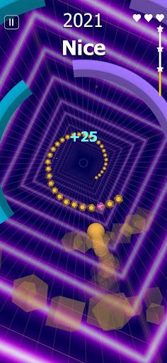 Dancing Color: Smash Circles screenshots 2