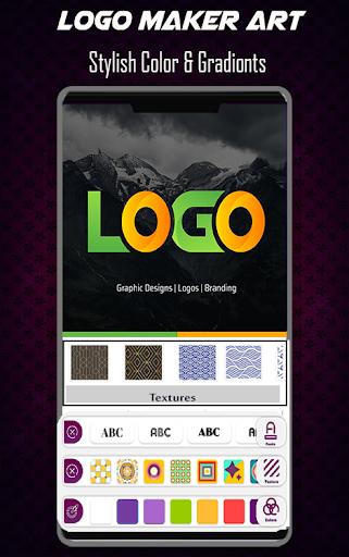 Logo Maker Free - 3D Logo Creator, Logo Design Art 1.3 Screenshots 10