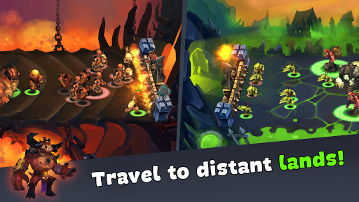 Magic Siege - Castle Defender  screenshots 2