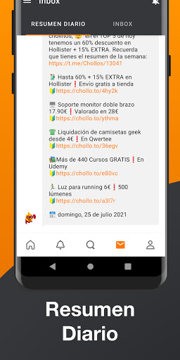 Chollometro u2013 Chollos, ofertas apktram screenshots 8
