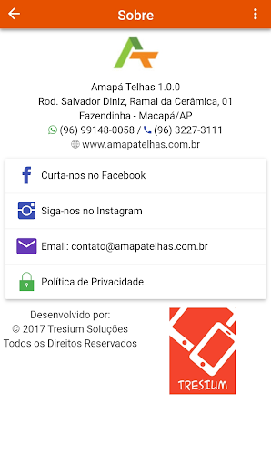 Amapu00e1 Telhas  screenshots 8