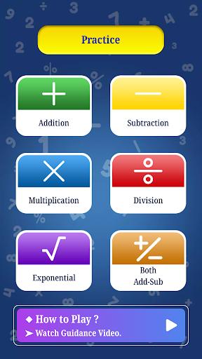 Math Games, Learn Plus, Minus, Multiply & Division  screenshots 3