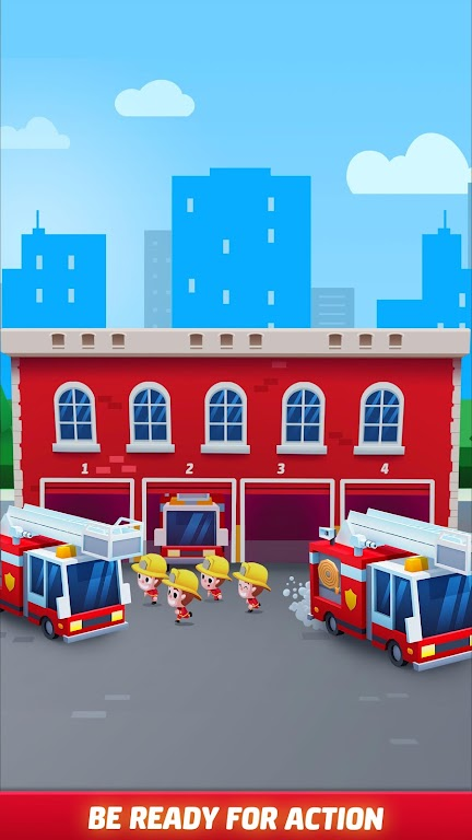 Idle Firefighter Tycoon - Fire Emergency Manager  poster 10