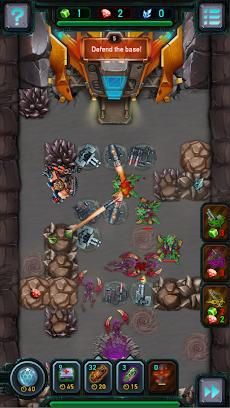 Star Miners (Hero-TD Sci-fi Game)のおすすめ画像2