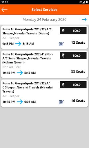 Navalai Travels  screenshots 3