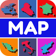 Fun Quizzes - World Map Quiz