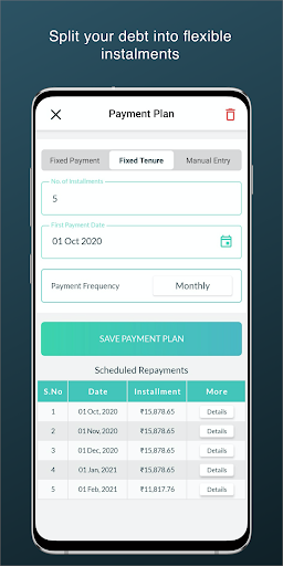 Free Bird - Simple Debt Tracker Apkfinish screenshots 3