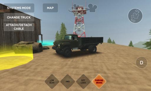 Dirt Trucker: Muddy Hills  screenshots 8