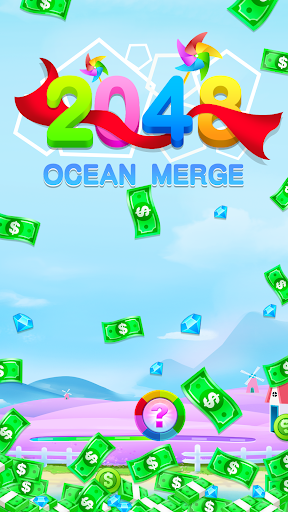 Ocean: 2048 Merge APK MOD Download 1