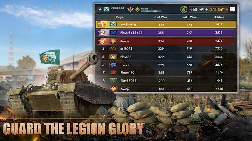 Tank Warfare: PvP Blitz Game  screenshots 5