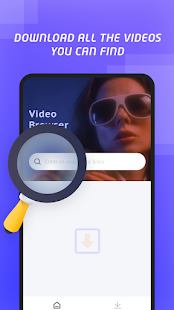 Video Browser-Powerful web video download browser