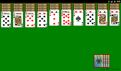 Classic Spider 1.5.1 screenshots 5