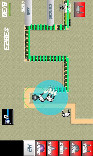 weapon defanse screenshot 2