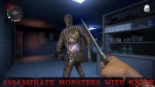 Endless Nightmare: Weird Hospital Mod Apk 1.0.2 (A Large Number of Bullets) 2