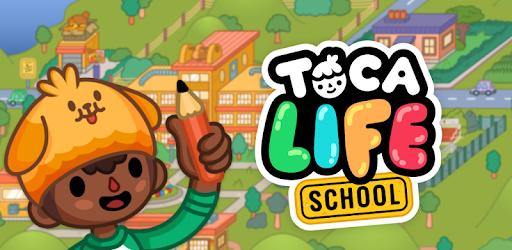 Toca Life: School screen 0
