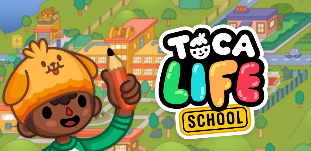 Toca Life: School poster 0
