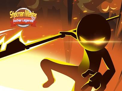 Stickman Master: Archer Legends 8