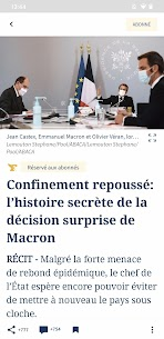 Le Figaro.fr: Actu en direct v5.1.27 MOD APK 2