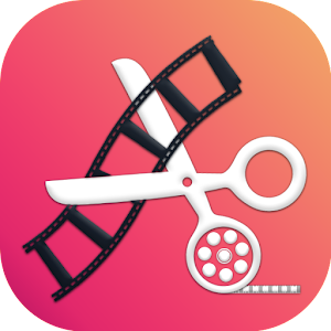 Easy Video Cutter Video Trimmer 2020 1.0 by ByteCode Inc. logo