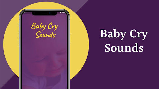 Baby Cry Sounds - Little Baby Crying Ringtones  screenshots 1
