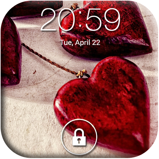Heart Lock Screen