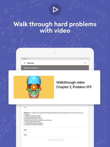 Chegg Study - Homework Help android2mod screenshots 14