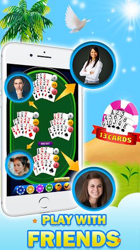 Chinese Poker - Multiplayer Pusoy, Capsa Susun  screenshots 2