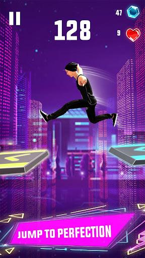 Sky Jumper: Parkour Mania Free Running Game 3D 2.0 screenshots 5
