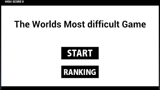 The Worlds Most difficult Game apkmartins screenshots 1
