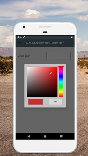 GPS Speedometer : Odometer: Trip meter + GPS speed 1.1.7 APK screenshots 6